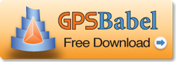 Download GPSBabel